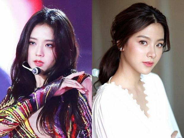 5 cặp mỹ nhân giống nhau nhưng đời tư trái ngược: Jisoo - Baifern quá sốc, cặp của Song Hye Kyo như trúng lời nguyền - Ảnh 17.
