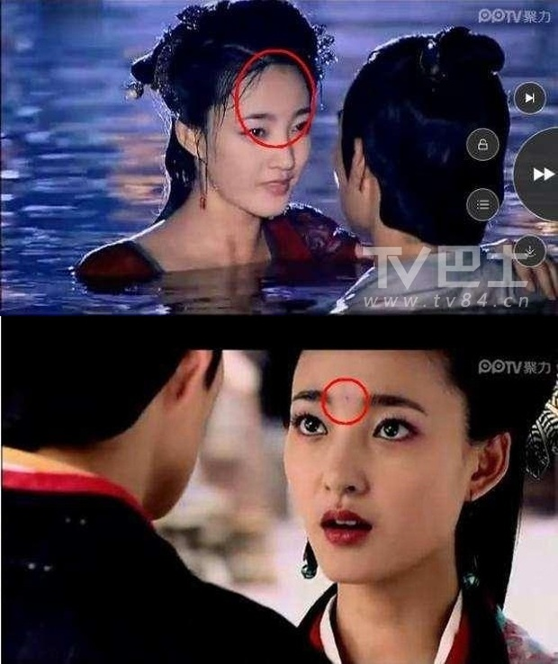 Loạt sạn ngớ ngẩn phim Hoa ngữ khiến diễn viên ngượng chín mặt: Nhọ nhất là Dương Tử bị ekip cho mặc đồ thiếu vải - Ảnh 6.