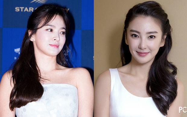 5 cặp mỹ nhân giống nhau nhưng đời tư trái ngược: Jisoo - Baifern quá sốc, cặp của Song Hye Kyo như trúng lời nguyền - Ảnh 24.