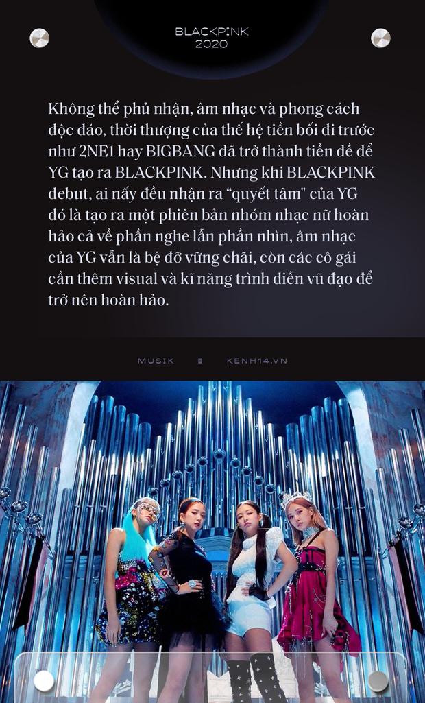"""Mỗi lần comeback là một lần """"chấn động: BLACKPINK thành công nhờ điều gì? - Ảnh 8."""