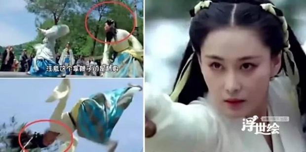 Loạt sạn ngớ ngẩn phim Hoa ngữ khiến diễn viên ngượng chín mặt: Nhọ nhất là Dương Tử bị ekip cho mặc đồ thiếu vải - Ảnh 11.