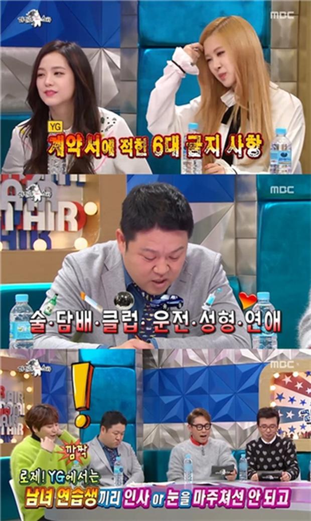 Luật lệ dành cho idol trong Big3: SM đề cao ứng xử, JYP đặt nhân cách lên đầu; riêng YG cấm đủ đường, không cho gặp cả người khác giới? - Ảnh 6.