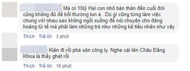 Netizen tranh cãi vụ Châu Đăng Khoa đòi Orange - LyLy bồi thường 15,5 tỉ đồng: Người ủng hộ làm rõ hợp đồng, kẻ tẩy chay đến cùng - Ảnh 6.
