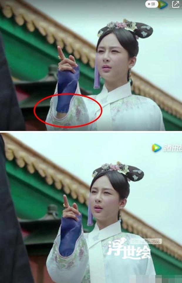 Loạt sạn ngớ ngẩn phim Hoa ngữ khiến diễn viên ngượng chín mặt: Nhọ nhất là Dương Tử bị ekip cho mặc đồ thiếu vải - Ảnh 9.