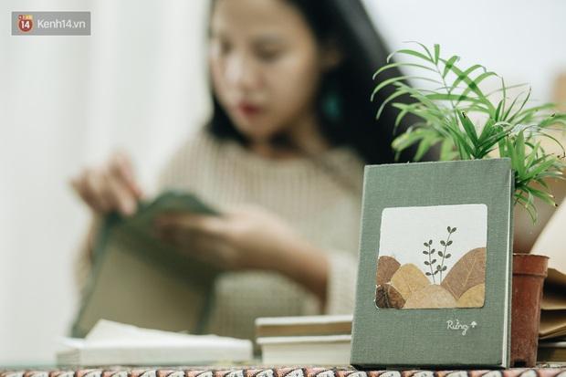 Cô gái 24 tuổi khởi nghiệp từ... lá cây: Dù chưa bao giờ là ổn nhưng mình tạo được niềm tin với bố mẹ, vì lá đã nuôi sống mình - Ảnh 7.
