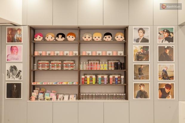 CỰC HOT: SMTOWN Cafe chính thức về Việt Nam, không gian sống ảo không chỗ chê, idol goods nhiều lựa mỏi cả tay - Ảnh 7.