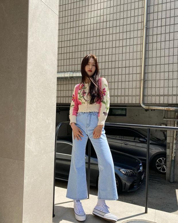 """Những kiểu quần diện lên dễ """"phát tướng"""" của idol Hàn, có cho không bạn chưa chắc đã dám mặc - Ảnh 6."""