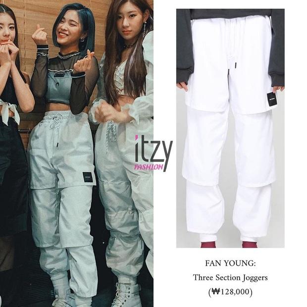 """Những kiểu quần diện lên dễ """"phát tướng"""" của idol Hàn, có cho không bạn chưa chắc đã dám mặc - Ảnh 7."""