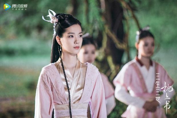 Mới ngày nào là quận chúa Chẩm Thượng Thư nay Trang Đạt Phi lại bị tổng tài mê sảng hành tơi tả ở phim mới - Ảnh 8.