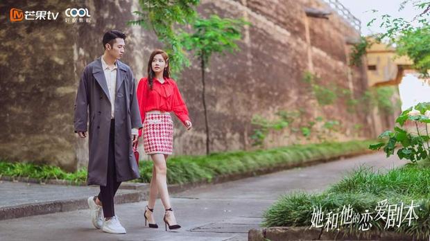Mới ngày nào là quận chúa Chẩm Thượng Thư nay Trang Đạt Phi lại bị tổng tài mê sảng hành tơi tả ở phim mới - Ảnh 11.