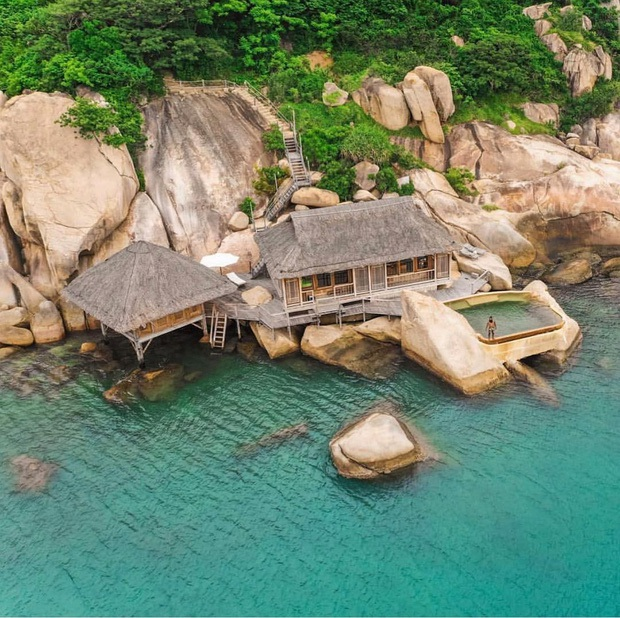 Một vùng biển Việt Nam đang được Bảo Thy, Hà Hồ, Tóc Tiên và loạt người nổi tiếng check-in: Đích thị là điểm đến hot nhất 2020 rồi! - Ảnh 10.