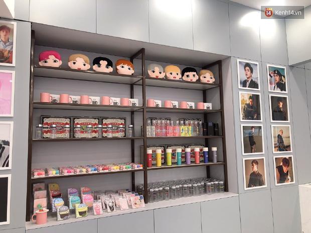 CỰC HOT: SMTOWN Cafe chính thức về Việt Nam, không gian sống ảo không chỗ chê, idol goods nhiều lựa mỏi cả tay - Ảnh 5.