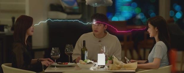 Phấn khích đòi Ji Chang Wook cõng, Kim Yoo Jung bị người yêu crush mời đi ăn dằn mặt ở tập 5 Backstreet Rookie - Ảnh 4.