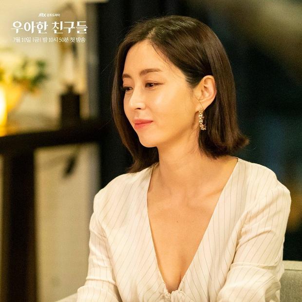 4 kiểu tóc được lăng xê ác liệt trong phim Hàn dạo gần đây, chị em ứng dụng thì nhan sắc không lên hương mới lạ - Ảnh 11.