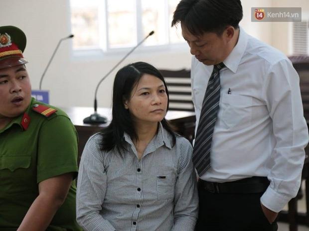Tuyên án vụ thi thể đổ bê tông ở Bình Dương: Tử hình nữ chủ mưu, 3 bị cáo khác nhận tổng cộng 54 năm tù - Ảnh 3.