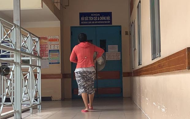 Đau xót lời kể bà ngoại bé trai 9 tuổi nghi bị mẹ ruột dùng kéo đâm thủng tim ở TP.HCM - Ảnh 4.