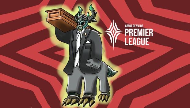 Mê mỹ thuật nhưng lại nghiện game, fan Liên Quân đua nhau vẽ tranh sáng tạo APL 2020 - Ảnh 4.
