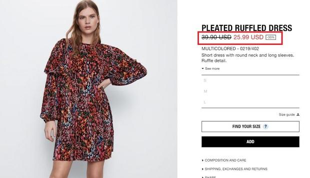 Kinh nghiệm xương máu của BTV thời trang khi săn đồ sale Zara, chị em đọc ngay để biết mua thế nào hời nhất - Ảnh 4.
