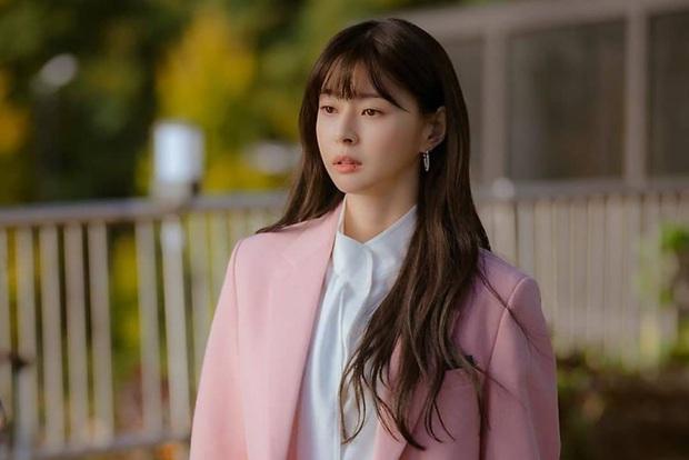 4 kiểu tóc được lăng xê ác liệt trong phim Hàn dạo gần đây, chị em ứng dụng thì nhan sắc không lên hương mới lạ - Ảnh 5.