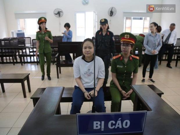 Tuyên án vụ thi thể đổ bê tông ở Bình Dương: Tử hình nữ chủ mưu, 3 bị cáo khác nhận tổng cộng 54 năm tù - Ảnh 6.