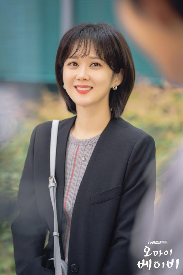 4 kiểu tóc được lăng xê ác liệt trong phim Hàn dạo gần đây, chị em ứng dụng thì nhan sắc không lên hương mới lạ - Ảnh 8.