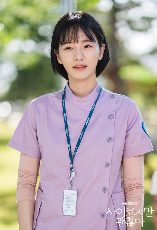 4 kiểu tóc được lăng xê ác liệt trong phim Hàn dạo gần đây, chị em ứng dụng thì nhan sắc không lên hương mới lạ - Ảnh 9.