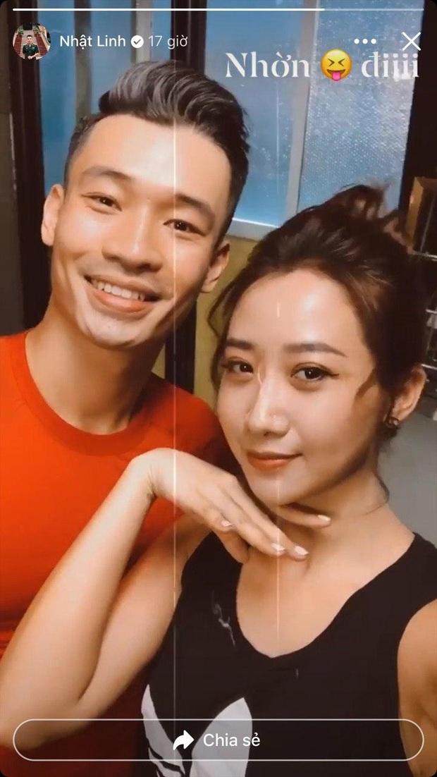 Kiều Ly (Người ấy là ai) khiến netizen phát sốt khi gọi chú bộ đội Nhật Linh là... củ cà rốt - Ảnh 3.