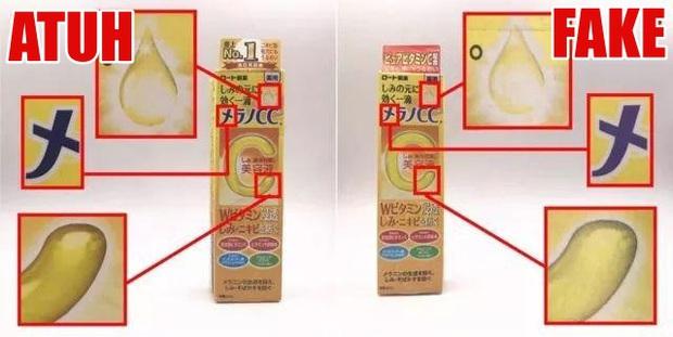 Serum Melano CC bị làm giả tràn lan giống đến 80%, bộ bí kíp phân biệt này sẽ giúp bạn khỏi mua phải hàng dỏm - Ảnh 10.