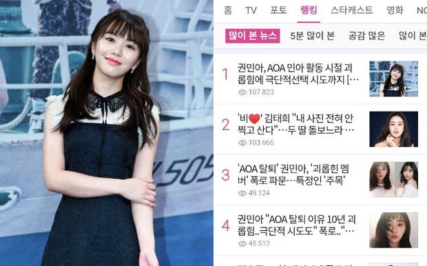 Bê bối nội bộ chấn động Hàn Quốc: Nữ idol tố thành viên cùng nhóm AOA bắt nạt 10 năm, cố tự tử vì uất ức - Ảnh 3.
