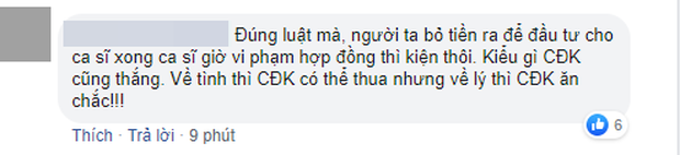 Netizen tranh cãi vụ Châu Đăng Khoa đòi Orange - LyLy bồi thường 15,5 tỉ đồng: Người ủng hộ làm rõ hợp đồng, kẻ tẩy chay đến cùng - Ảnh 9.