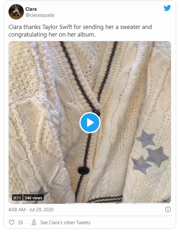 Taylor Swift tặng áo cardigan cho dàn sao Hollywood để quảng bá MV mới nhưng ý nghĩa đằng sau mới thực sự ấm lòng - Ảnh 6.