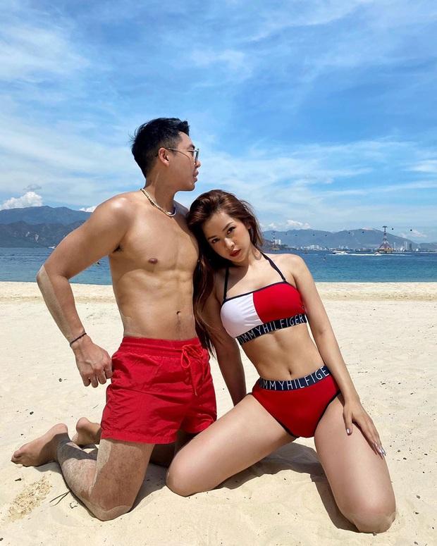 Có nàng tiên cá nào hot hơn Chi Pu? Diện toàn bikini 2 mảnh khoe body như nữ thần khiến hội chị em cũng phải xuyến xao - Ảnh 1.