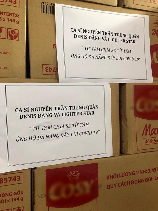 Bị sinh viên Đà Nẵng bóc phốt ủng hộ chống dịch Covid-19 nhầm địa chỉ, Nguyễn Trần Trung Quân nói gì? - Ảnh 4.