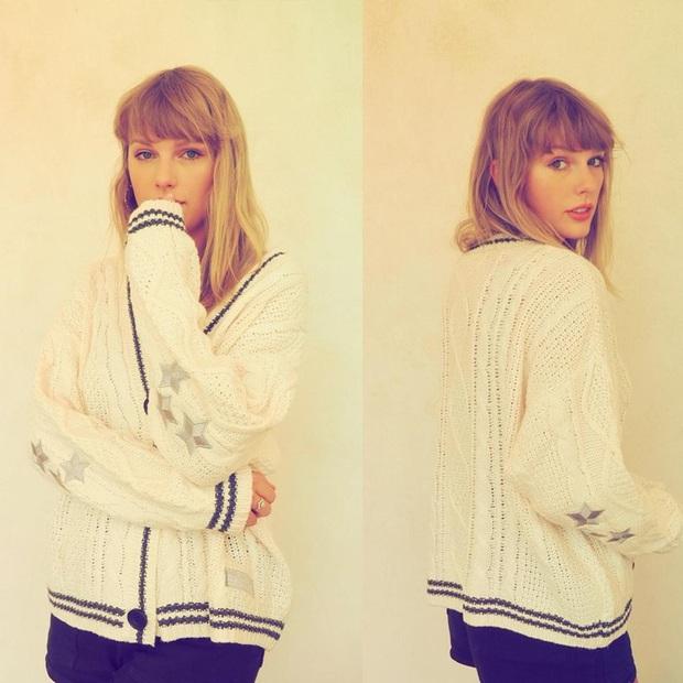 Taylor Swift tặng áo cardigan cho dàn sao Hollywood để quảng bá MV mới nhưng ý nghĩa đằng sau mới thực sự ấm lòng - Ảnh 2.