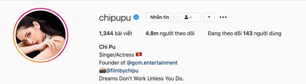 """Chưa đầy 1 ngày, Chi Pu đã đuổi kịp Ngọc Trinh trên """"đấu trường"""" Instagram: Cực gay cấn, cần thêm bao nhiêu để đọ với Sơn Tùng? - Ảnh 2."""
