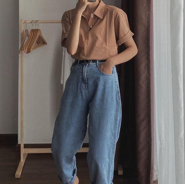 Jisoo lăng xê áo polo đơn giản nhưng diện lên cực hay ho, chị em nên vào học để cải tổ lại style - Ảnh 4.