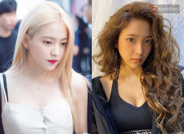 """12 idol """"biến hình"""" từ tóc thẳng sang tóc xoăn: Người xinh nữa xinh mãi, người hao hụt vài điểm visual - Ảnh 9."""