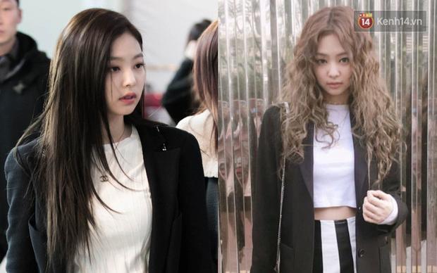 """12 idol """"biến hình"""" từ tóc thẳng sang tóc xoăn: Người xinh nữa xinh mãi, người hao hụt vài điểm visual - Ảnh 11."""