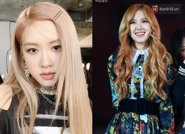 """12 idol """"biến hình"""" từ tóc thẳng sang tóc xoăn: Người xinh nữa xinh mãi, người hao hụt vài điểm visual - Ảnh 4."""