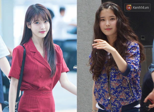 """12 idol """"biến hình"""" từ tóc thẳng sang tóc xoăn: Người xinh nữa xinh mãi, người hao hụt vài điểm visual - Ảnh 2."""