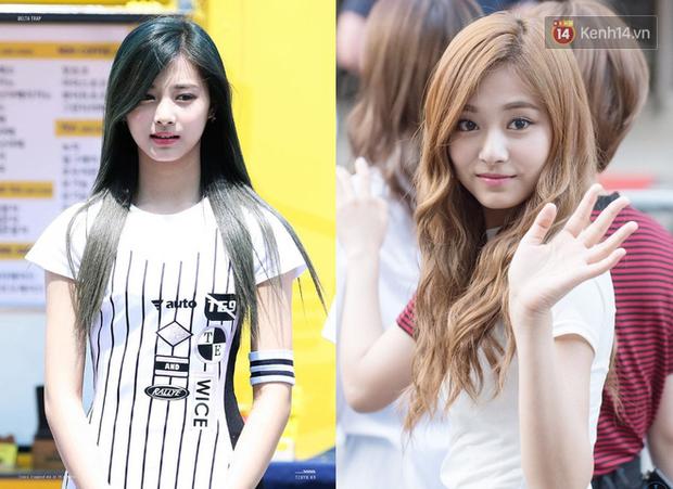 """12 idol """"biến hình"""" từ tóc thẳng sang tóc xoăn: Người xinh nữa xinh mãi, người hao hụt vài điểm visual - Ảnh 5."""
