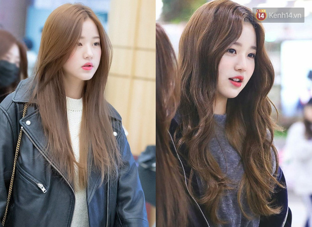 """12 idol """"biến hình"""" từ tóc thẳng sang tóc xoăn: Người xinh nữa xinh mãi, người hao hụt vài điểm visual - Ảnh 8."""