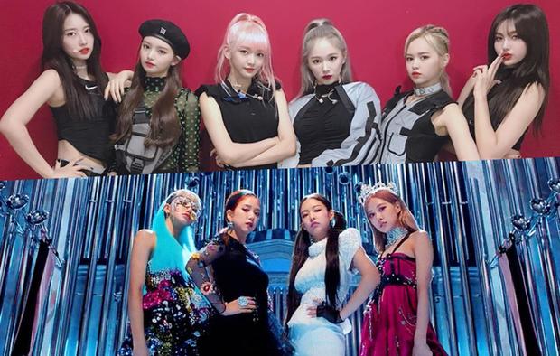 Knet chọn tân binh ATEEZ và nhóm nữ từng bị đồn cosplay BLACKPINK là 2 nhóm nổi tiếng quốc tế dù xuất thân trong công ty nhỏ - Ảnh 3.