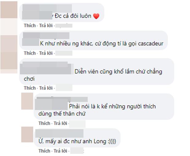 Không cần đóng thế, Chu Nhất Long tự quay cảnh vật lộn giữa mương ai cũng nể - Ảnh 9.