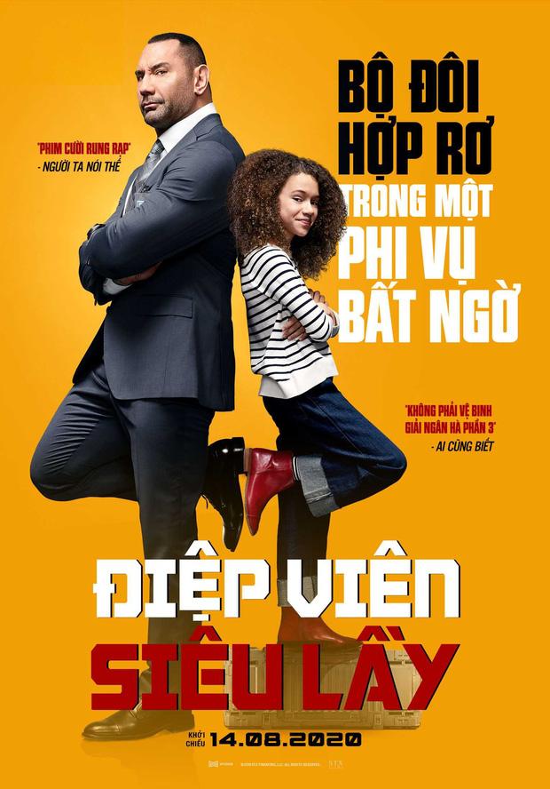 Phòng vé Việt tháng 8 đủ vị từ phim kinh dị nặng đô tới tình cảm hài hước - Ảnh 6.