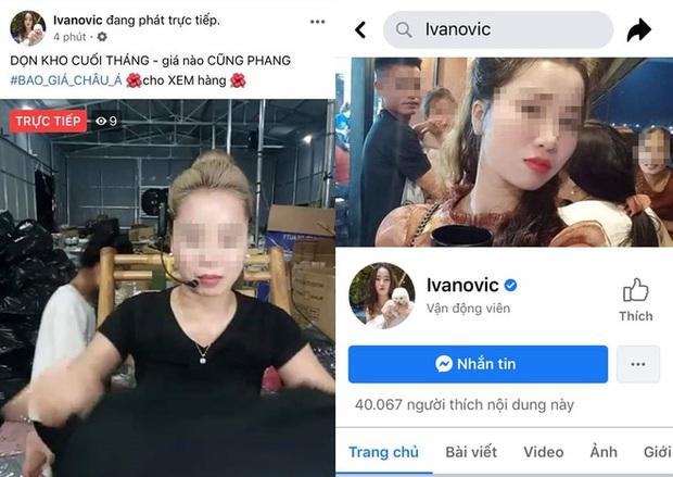 Fanpage Facebook của cựu sao Chelsea nghi bị tấn công bởi hacker Việt, đăng cả video phát trực tiếp để bán hàng online - Ảnh 1.