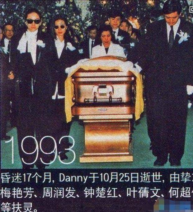 Cái chết bí ẩn của hoàng tử âm nhạc Hong Kong: Trương Quốc Vinh có ẩn tình mờ ám, ái nữ trùm sòng bạc khóc ngất? - Ảnh 5.