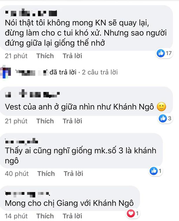 Khánh Ngô trở lại Người ấy là ai vì Hương Giang? - Ảnh 3.