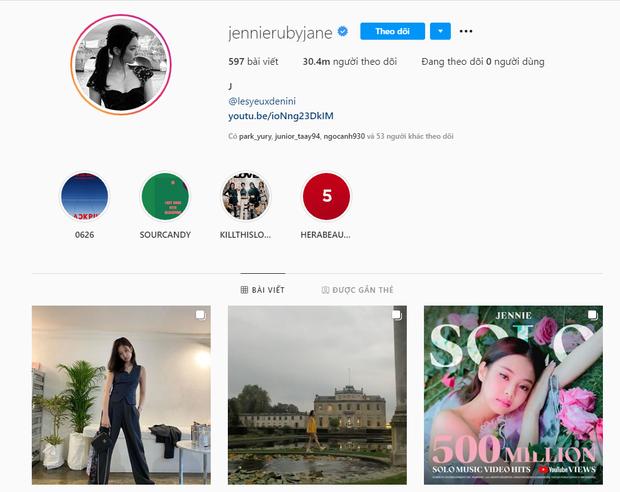 Tin nổi không: Jennie (BLACKPINK) nhận liền tay gần 12 tỷ đồng chỉ với... 1 bài sương sương lên Instagram - Ảnh 3.