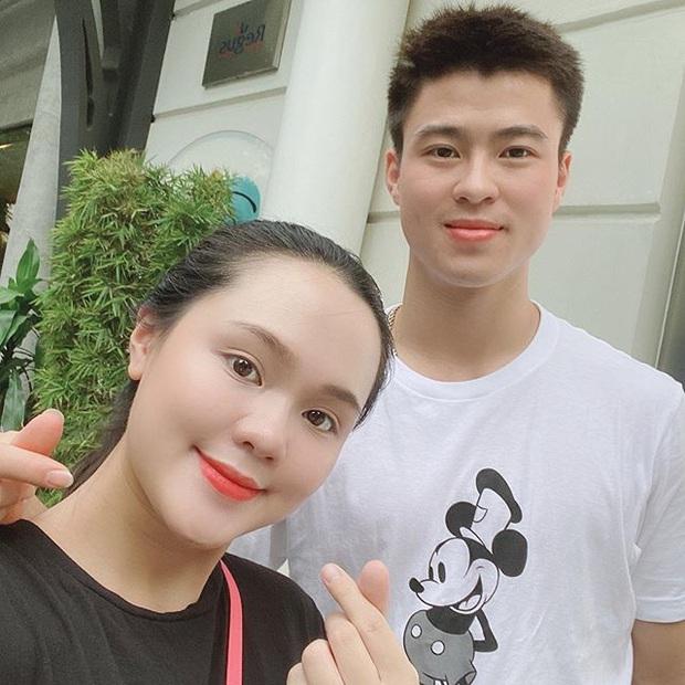 Duy Mạnh hoài niệm về độ đẹp trai thời chưa cưới Quỳnh Anh, thông báo sắp lên chức bố - Ảnh 2.